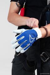 перчатки Akando синие