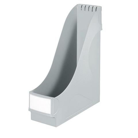 Вертикальный накопитель Leitz 95мм, серый ?24250085