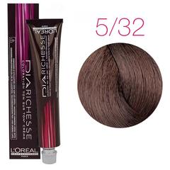 L'Oreal Professionnel Dia Richesse 5.32 (Кофе) - Краска для волос