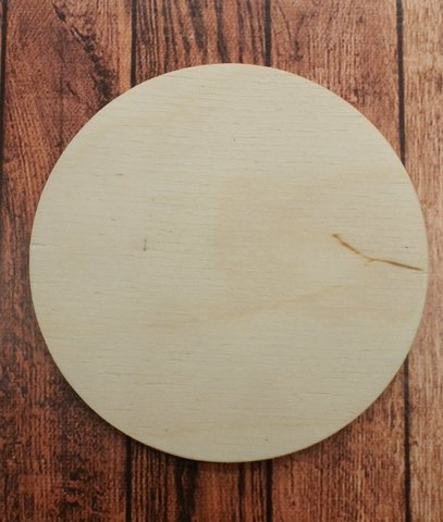 9968 Круг деревянный