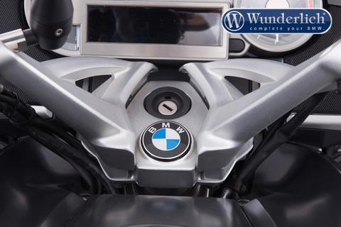 Проставки руля 15 мм BMW K1600GT - серебро
