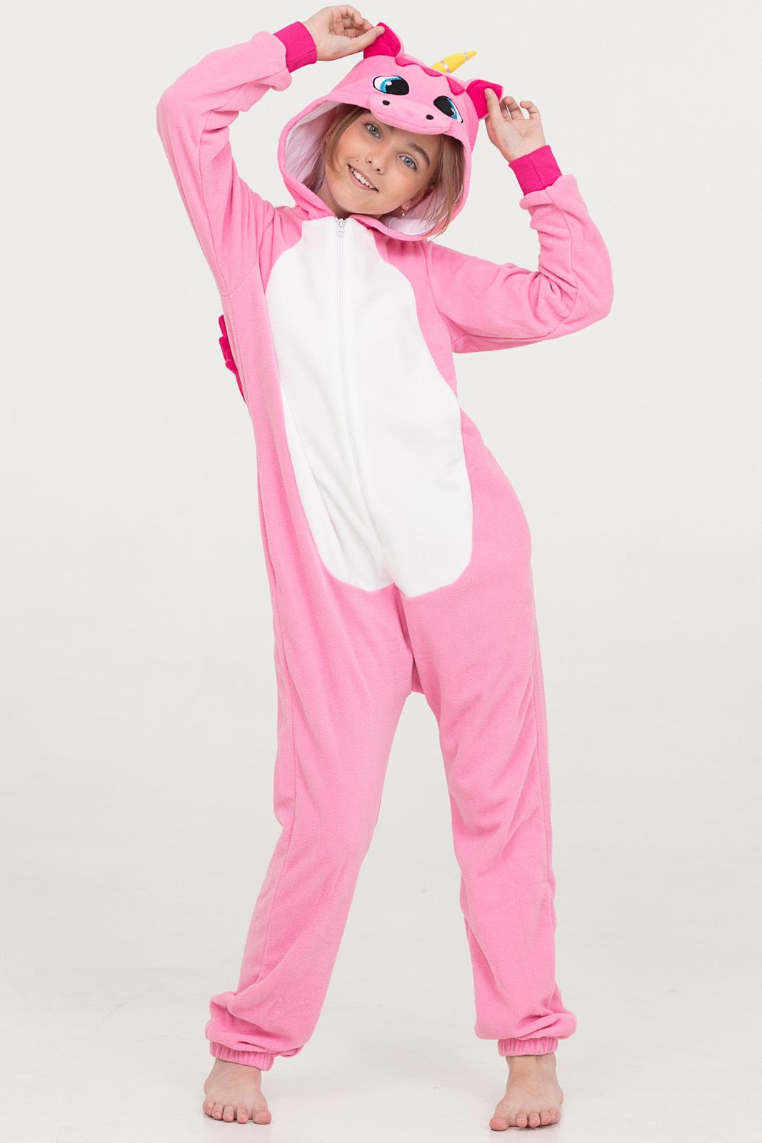 aeaf002f2381 Детская пижама-кигуруми