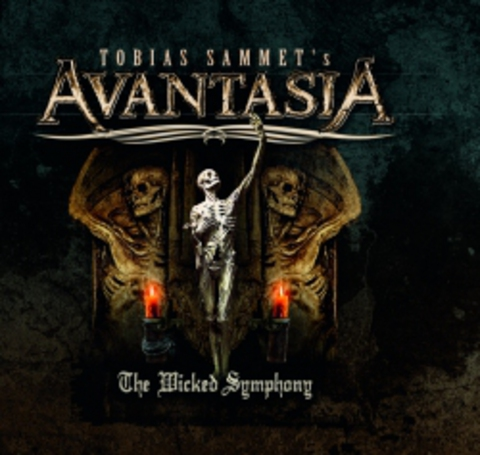 AVANTASIA    THE WICKED SYMPHONY  2010
