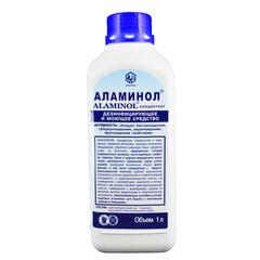 """Ниопик, Дезинфектор """"Аламинол"""", 1 л"""