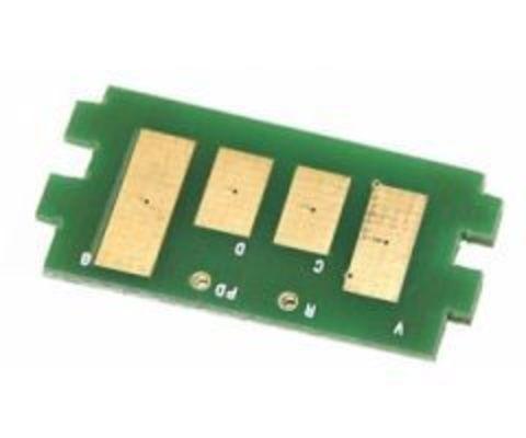 Чип TK-5150C, синий для Kyocera® ECOSYS M6035/6535. Ресурс 10000 копий.