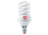 Лампа люминесцентная компакт. SPC 20Вт E27 2700К T2 ЭКОНОМКА LKsmT2SPC20wE2727eco