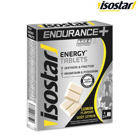 Напиток ISOSTAR ENERGY TABLETS LEMON