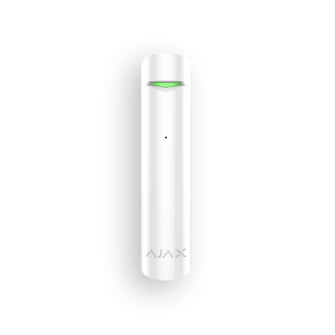 Датчик разбития стекла Ajax GlassProtect WHITE