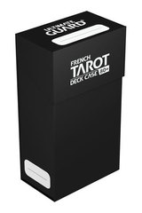 Коробочка Ultimate Guard для карт размера French Tarot чёрная (70+ карт)