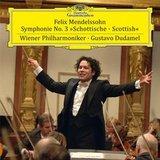 Felix Mendelssohn, Wiener Philharmoniker, Gustavo Dudamel / Symphony No. 3 Scottish (LP)