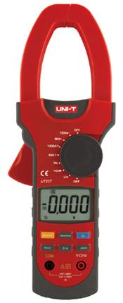 Клещи токовые UT207 UNI-T