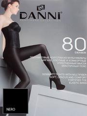 DMF311-80 MULTIFIBRA колготки жен. Черные