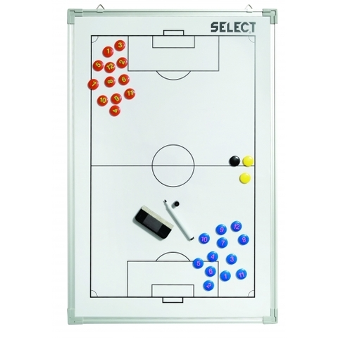 Тактическая доска SELECT Tactics board alu - football