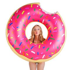 Надувной круг «Пончик»