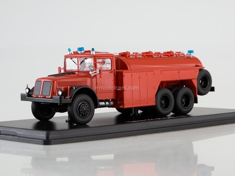Tatra 111R CAS-12 fire-fighting tanker red 1:43 Start Scale Models (SSM)