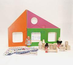 Дворики Кукольный домик