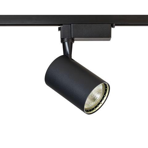 Трековый светильник Maytoni Track TR003-1-12W4K-B