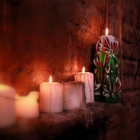 МК Посиделки при свечах 13.09.19