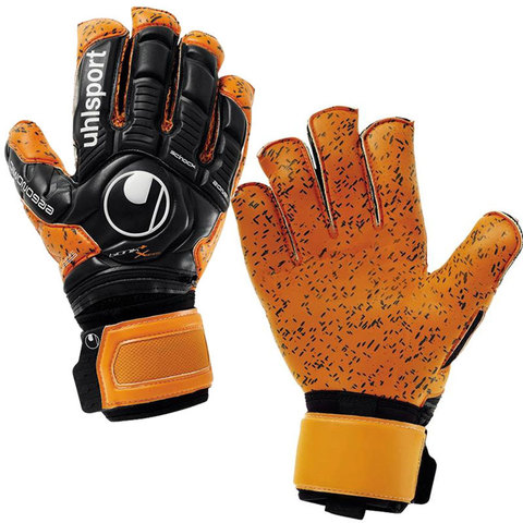 UHLSPORT ERGONOMIC 360 SUPERGRIP BIONIK+ X-GHANGE 100012001 (front)