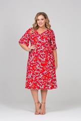 Платье Серайз Красный