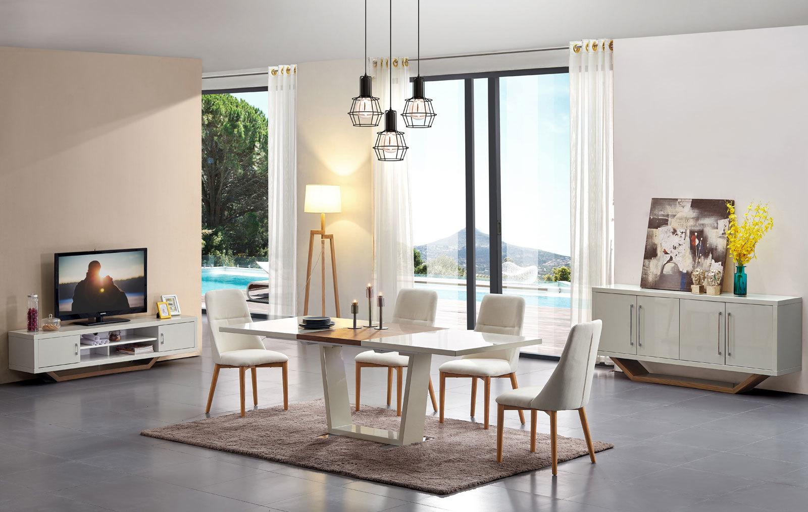Комплект мебели для столовой и гостиной SAILOSI 1