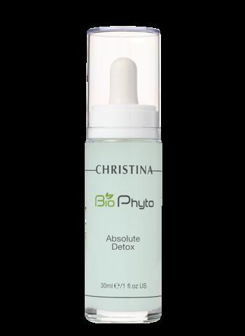 Christina Bio phyto absolute detox serum - Детокс-сыворотка абсолют