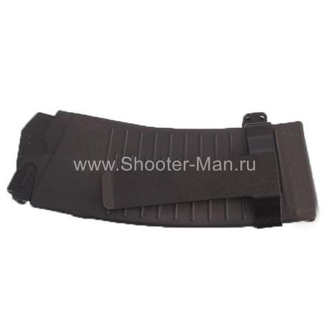 Металлическая клипса для магазинов Вепрь 12 калибра Shooter-Man