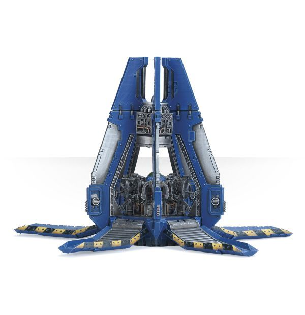 Space Marine Strike Force Ultima. Десантный модуль (дроппод)