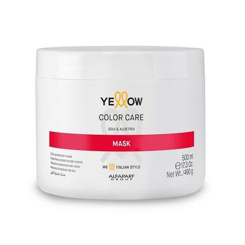 Маска Еллоу защита цвета для волос 500мл