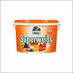 Краска в/д для внутренних работ Dufa D4 SUPERWEISS (Белый)