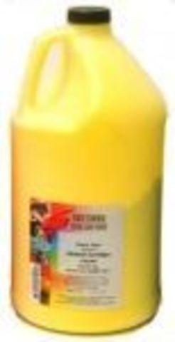 Тонер для MPTCOL Static Control Yellow - желтый универсальный химический для цветных принтеров HP. Фасовка 1 кг.