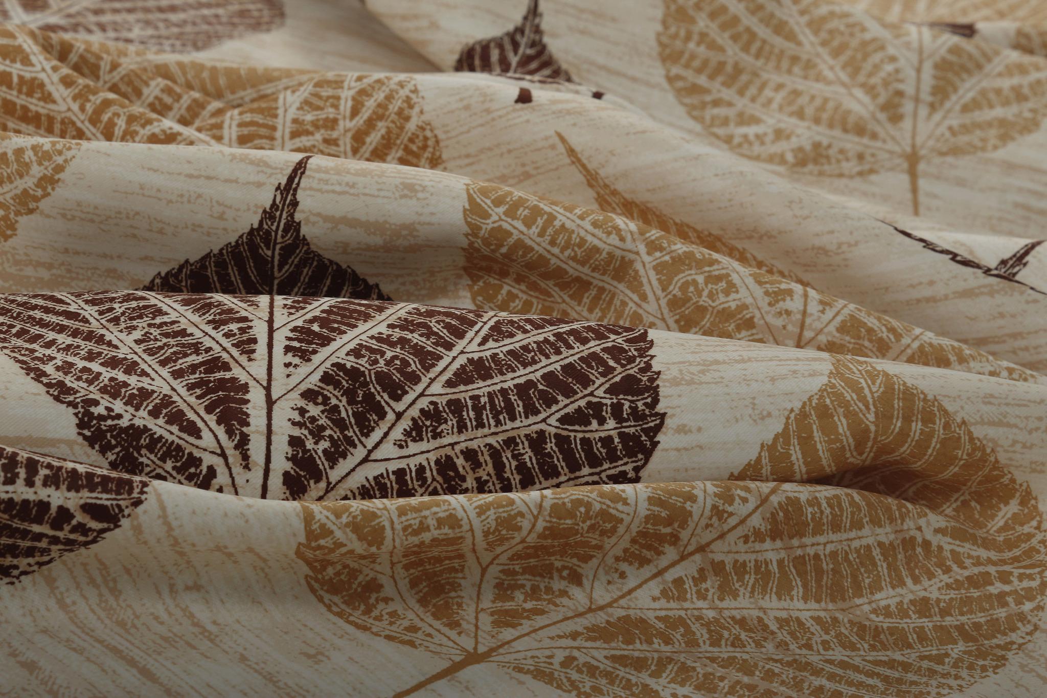 Готовая штора. Димаут Золотая Осень