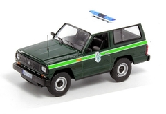 Nissan Patrol 1985 Portugal 1:43 DeAgostini World's Police Car #54