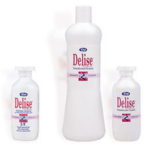 Delise Neutralizer 1000 мл - Нейтрализатор для волос после химической завивки