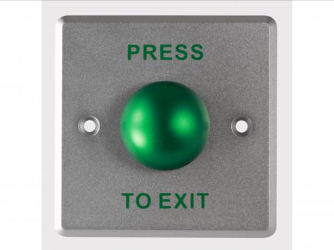 Механическая кнопка выхода Hikvision DS-K7P06