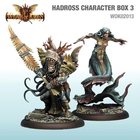 Hadross Character Box 3