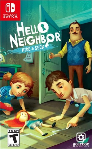 NS: Hello Neighbor: Hide & Seek (русская версия)