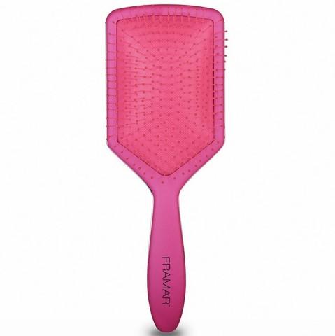 Широкая распутывающая щетка для волос «Вогнать в краску» Made You Blush