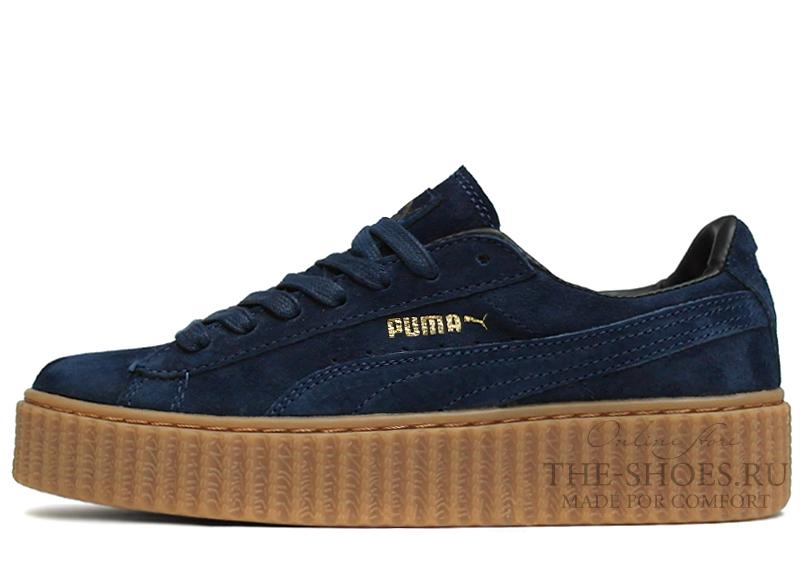 Puma Rihanna Navy