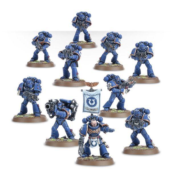 Space Marine Strike Force Ultima