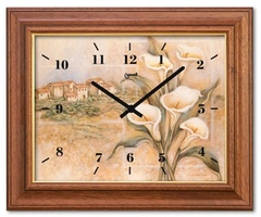 Часы настенные Lowell 01826D