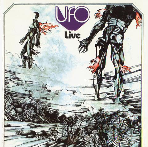 UFO / Live (CD)