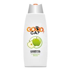 Шампунь для кошек и котят, Good Cat, с ароматом яблока