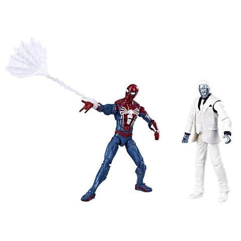 Фигурка Человек Паук и Мистер Негатив - Marvel Gamerverse, Hasbro