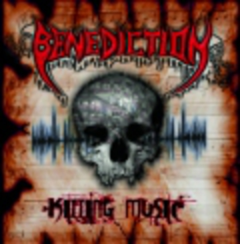 BENEDICTION   KILLING MUSIC +2 bonus tracks  2008
