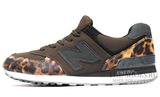 Кроссовки Мужские New Balance 574 Brown Leo