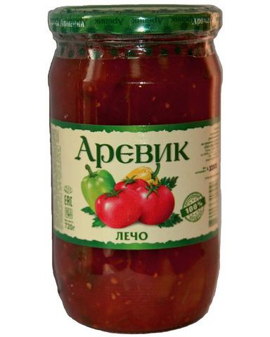 Лечо Аревик (Авшар), 720г