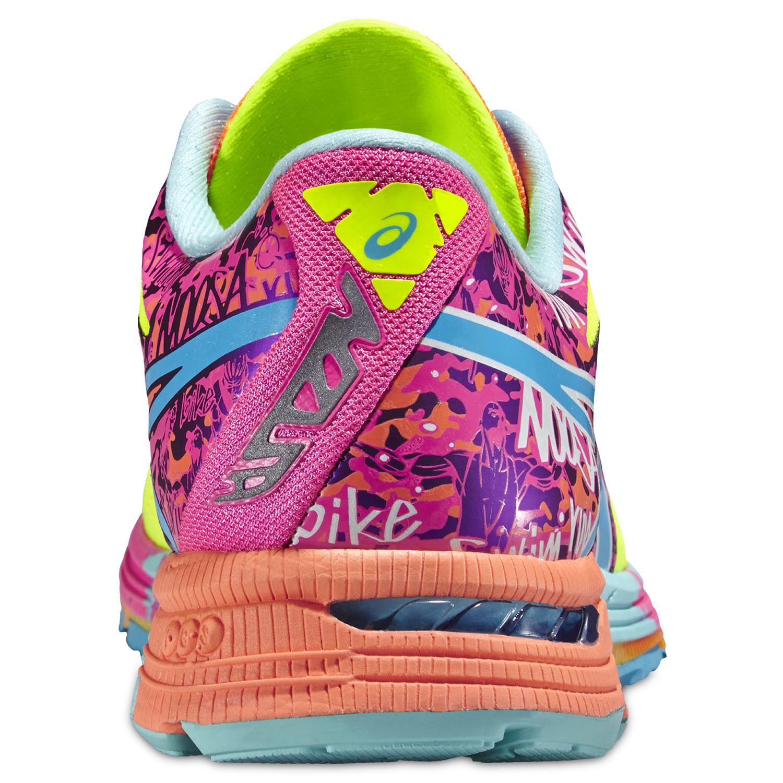 Женские кроссовки для триатлона Asics GEL-Noosa TRI 10 (T580N 0739) multi фото пятка