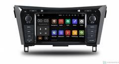 Штатная магнитола 4G/LTE с DVD для Nissan X-Trail 15+ на Android 7.1.1 Parafar PF988D