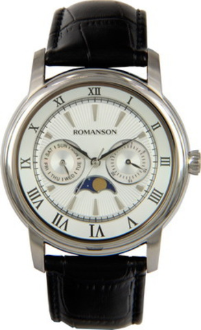 Купить Наручные часы Romanson TL2616FMWWH по доступной цене